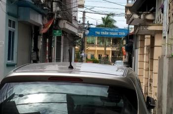 Chính chủ tôi cần bán đất ở TC tại khu 7 thị trấn Trạm Trôi gần trường tiểu học thị trấn S 37,6m2