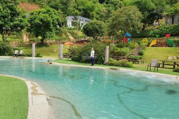 Bán biệt thự VIP Onsen Villas & Resort - Hòa Bình hàng ngoại giao đã có sổ đỏ. LH 0913134321