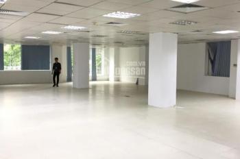 Cho thuê VP tại Khương Đình, Thanh Xuân, DT 180 m2 sàn thông, giá cho thuê chỉ 100 nghìn/m2/th