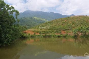 Bán 8000m2 view cực đẹp vị trí sát Suối Ngọc Vua Bà Tiến Xuân, Thạch Thất HN