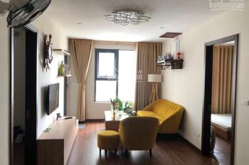 Cho thuê căn hộ tòa Homeland Thượng Thanh, Long Biên, Hà Nội full đồ giá: 10tr/th, LH: 0966895499