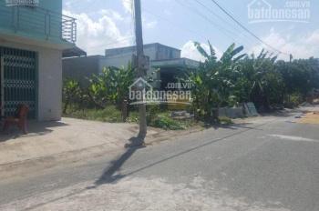 Cần bán đất liền kề Tỉnh Lộ 10 TT Đức Hòa, gần bên CV Võ Văn Tần, 75m2, SHR, MT 825 dân cư đông đúc