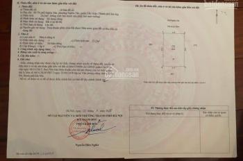Đất Đội Cấn - Ba Đình, 220m2, MT 8.5m, giá đầu tư, đường ô tô 30m, giá 68 triệu/m2. LH 0974375898