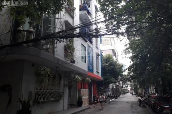 Cho thuê nhà khu phân lô ngõ 61 Trần Quang Diệu, 70m2, thông sàn, ngõ ô tô, giá 26 tr/th