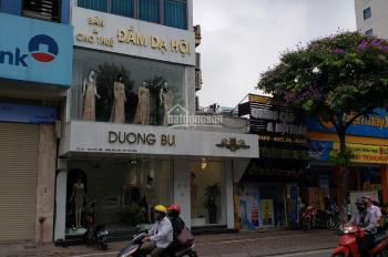 Cho thuê nhà MP Minh Khai 80m2 x 4 tầng, mặt tiền 5m, giá 50tr/th, vị trí đẹp, gần Times City