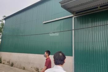 Cho thuê kho xưởng hiện đại tại Hà Nội