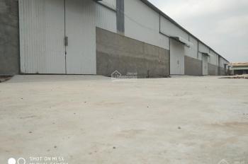 Cho thuê gấp kho xưởng gần KCN Phú Thị, nhà máy sữa Vinamilk. DT 500 - 1000 - 1500 - 2000m2