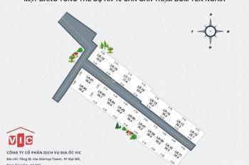 Bán nhà 3 tầng khu 19 căn tuyệt đẹp cạnh trạm bơm Yên Nghĩa giá 1,22tỷ nhận nhà ngay, LH 0901602999