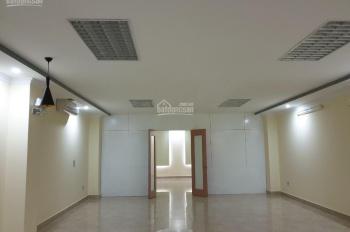 Cho thuê nhà mới thông sàn, thang máy, điều hòa ngõ 57 Nguyễn Khánh Toàn. 70m2 x 6T, MT 6m giá 38tr