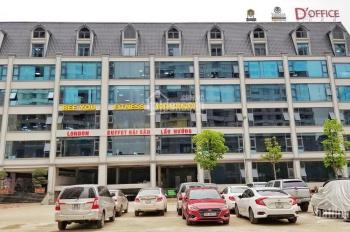 Cho thuê văn phòng cao cấp Doffice giá tốt tại phố Thành Thái, Cầu Giấy