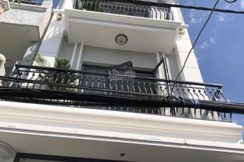 Bán nhà hẻm xe hơi 903 Trần Xuân Soạn, P,Tân Hưng Q7, nhà 1 trệt 3 lầu nhà mới 2019 giá 6,5 tỷ
