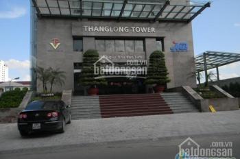 Cho thuê văn phòng tòa nhà Thăng Long Tower, diện tích từ 200m2 giá 230 nghìn/m2/tháng