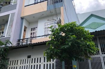 Bán nhà 1 trệt, 2 lầu, 1 sân thượng. Giá 4tỷ7, hẻm xe hơi, Quận Bình Tân