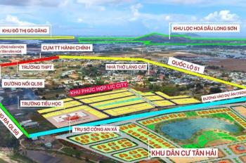 Bảng giá chính thức đất nền Lic City Thị Xã Phú Mỹ 950 triệu/nền/pháp lý rõ ràng shr Lh 0817633158