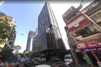 Cho thuê nhà 3 tầng MT Pasteur Q1 9.3x20m 350tr