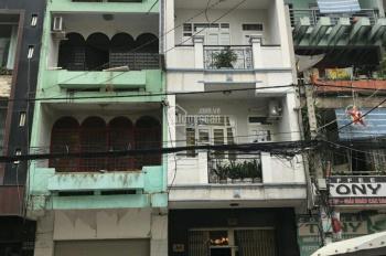 Nhà HXH 7m, Tô Hiến Thành, trệt, 3 lầu, Q10, giá chạm đáy, 10 tỷ 5 TL