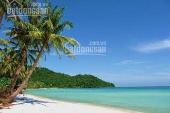 Bán gấp đất mặt tiền biển ấp Bãi Trường, xã Hàm Ninh, Phú Quốc, DT: 145x120m công nhận 17,4 công