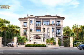 Chủ đầu tư 0906789897 CK hơn 10 tỷ Sai Gon Garden Villa Q9, nền biệt thự sân vườn đẳng cấp