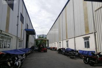 Cho thuê 10.000m2 kho xưởng tại KCN Ngọc Hồi - Thường Tín - Hà Nội