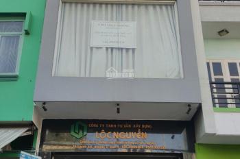 Bán nhà kiên cố mặt tiền đường Khánh Hội 1 trệt, 4 lầu hiện cho thuê nguyên căn 45 tr/tháng