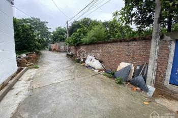 Bán đất 266m2, MT 10m thuộc thôn 9, Hạ Bằng, gần sân bóng, sát khu CNC Hòa Lạc