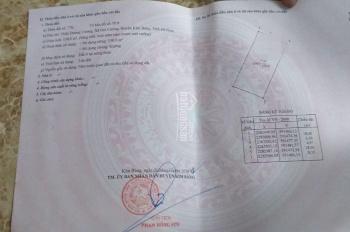 Bán đất Đại Cương, Kim Bảng khu tái định cư giá rẻ 0943.708.216