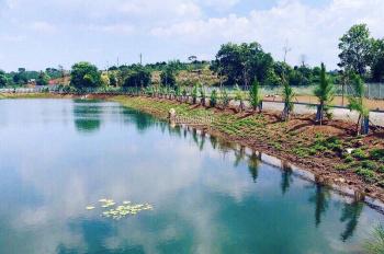 Đất nền nghỉ dưỡng view hồ điều hòa, view đồi trà đầy đủ tiện ích sống 0347231299