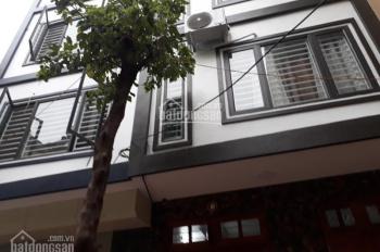 Lo cho con định cư nước ngoài bán gấp nhà mặt phố Lương Thế Vinh 45m2*4 tầng, 5 tỷ