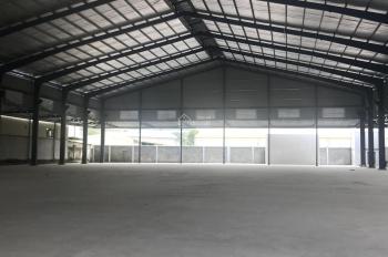Cho thuê xưởng Bình Mỹ, Củ Chi, DT nhà xưởng 1000m2 đến 4.000m2 xưởng đẹp