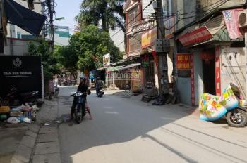 Bán mặt phố cạnh chợ KD đỉnh đường Phương Canh - Nam Từ Liêm, MT 8.5m, 75m2, 7.3 tỷ
