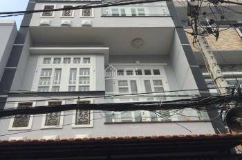 Bán nhà hẻm 76 Lê Văn Phan, DT 4x10m, 3 lầu, hẻm xe hơi. Giá 5.1 tỷ