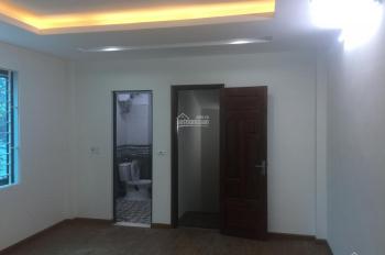 Bán nhà ngõ 110 Nguyễn Hoàng Tôn, 40m2 xây 4 tầng, khu phân lô ô tô đậu cửa, 3.3 tỷ
