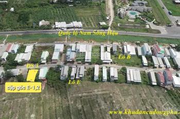 Bán cặp góc đường Số 3 KDC Đông Phú đối diện công viên 188,5m2 - 2 tỷ