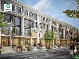 Bảng giá mới nhất tháng 6 nhà phố, shophouse KĐT Vạn Phúc City DT 7x17m, 7x19m, 7x20m, 7x22m