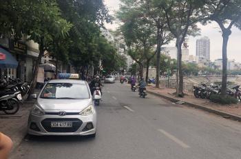Bán nhà mặt phố Nguyễn Khang, Cầu Giấy. DT 40m2 x 6T, giá 15 tỷ