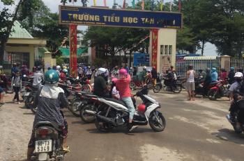 Chính chủ bán nhà mặt tiền đường Bùi hữu nghĩa giá 3 tyxx.ngay chợ và UB p.Tân Hạnh.