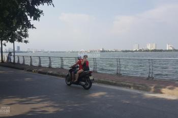Nhà mặt Hồ Tây phố Nhật Chiêu, Vệ Hồ, Trích Sài, 7 tầng, giá 34.5 tỷ, 80m2