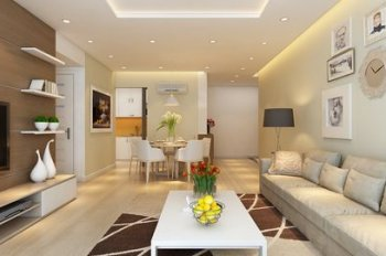 Bán căn hộ chung cư 1050 Chu Văn An: 60m2, 2 phòng ngủ, 1WC giá 2.2 tỷ. LH 0909490119 Trâm