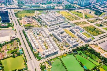 Bán biệt thự đơn lập 397m2 duy nhất tại KĐT The Manor Central Park - HTLS 0% trong 3 năm