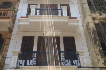 Cho thuê nhà liền kề KĐT Định Công, Hoàng Mai, DT: 73m2, MT: 5m mở văn phòng, showroom, kho