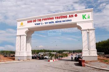 Bán đất phường Chánh Phú Hòa, trung tâm thị xã Bến Cát giá 639tr mặt tiền quốc lộ 48m