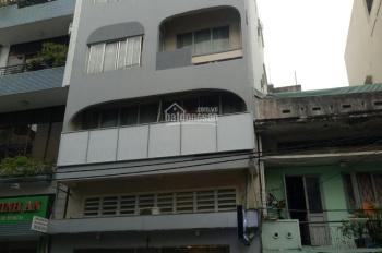 Nhà 1 hầm 4 lầu 10PN cho thuê MT đường 16 Trần Thiện Chánh Q10 gần 3 Tháng 2 chỉ 65tr - 0908864883