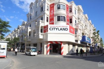 Cho thuê nhà Cityland Park Hills, đối diện Lotte Mart vị trí siêu đẹp để kinh doanh LH 0767867899