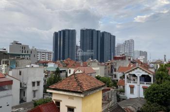 Bán nhà mặt ngõ oto tránh nhau, 45 m2 x 5 tầng mới. An Dương Vương, Phú Thượng, Tây Hồ. 4.8 tỷ