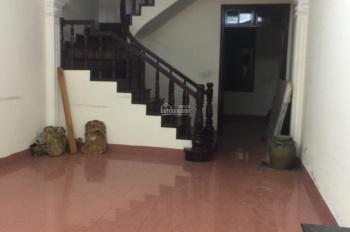 Cho thuê nhà PL KĐT Định Công, 70m2*4T, MT 4.6m, nhà mới vào thuê được ngay, giá thuê 18 tr/tháng