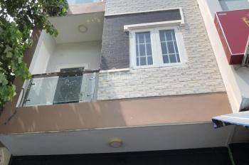 Bán nhà mặt tiền Lê Thúc Hoạch, DT 4x13m, đúc 4 tấm, giá 9 tỷ (TL), gần trường THPT Trần Phú