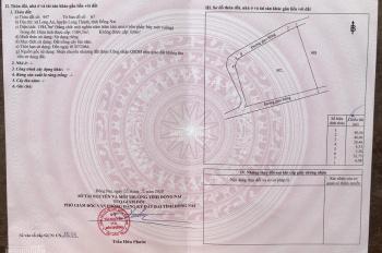 Cần bán nhanh lô đất 3 mặt tiền với DT 1500m2, SHR giá rẻ đầu tư, LH 0943468316