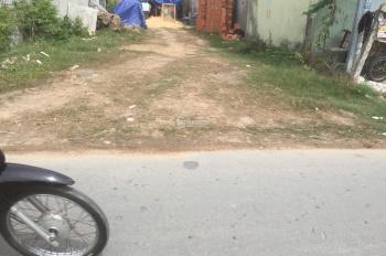 Bán lại lô đất 130m2 đường Trần Văn Chẩm, huyện Củ Chi, giá 870 triệu sổ hồng riêng