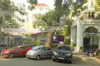 Cho thuê nhà mặt phố Tô Hiến Thành, lô góc hai mặt tiền: Diện tích 60m2 x 3 tầng, mặt tiền 18m