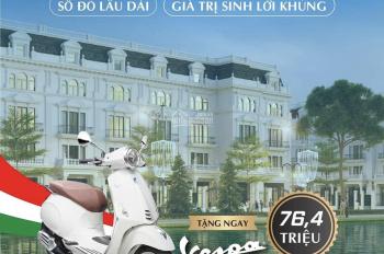 Cơ hội sở hữu liền kề đẹp 96m2 dự án Danko City chỉ với 1.4 tỷ, cùng nhiều ưu đãi tháng 6